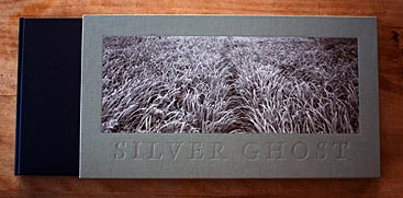 photograph of Thaddeus Holownia's Silver Ghost Preferred Edition